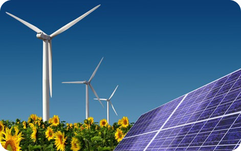 Renewable Energy Products to the trade and retail